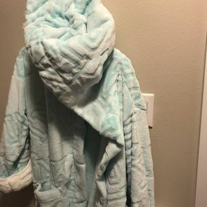Victoria Secret hooded bath robe